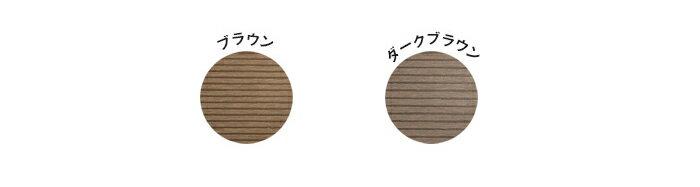 【ウッドデッキ】RESTAオリジナルMPWOOD木目調樹脂デッキ幅2864×奥行1931.5×高さ315(1.5坪)*BDB__mp-150-