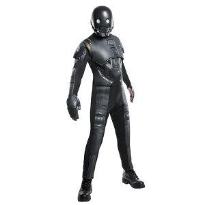 【あす楽】【K-2SO デラックス コスチューム】K-2SO DX Costume(adult) メンズ 男性 仮装 衣装 コスプレ スターウォーズ starwars Rogue One ローグワン SF 全身 マスク 映画 キャラクター アダルトサイズ ルービーズ 大人 Rubie's ドロイド Disney ハロウィン