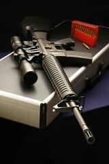 WA ゴルゴ13 M16 スナイパー・ライフル ガンケース付フルセット