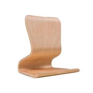 SAMDi(サムディ)木製タブレットスタンド 曲げ木工法 ウッド ウォールナット材 天然木材 おしゃれ スタイリッシュ 2WAY ◇SAMDI-642