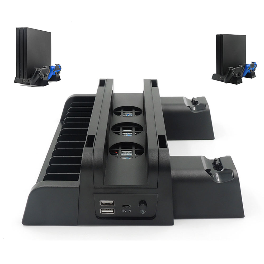 プレイステーション4, 周辺機器 PS4 PS4PROSLIM 2 USB 4 HBP-149A