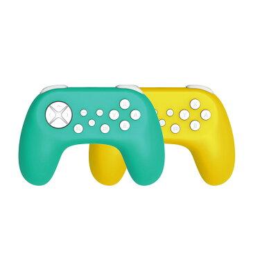 Nintendo Switch用 ワイヤレスコントローラー 無線コントローラー ジャイロ搭載 ニンテンドースイッチ USB充電式 十字キー 3モード ◇TNS-19075S【定形外郵便】