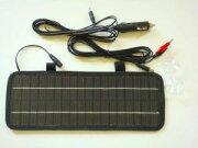 バッテリー ソーラーバッテリーチャージャー ソーラー