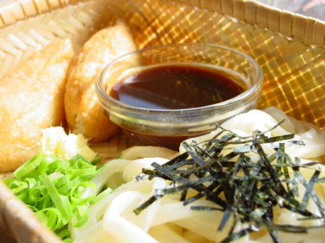 祖父から受け継いだ讃岐伝統の味を今に北海道産小麦100%使用ざる・ぶっかけうどん 2人前