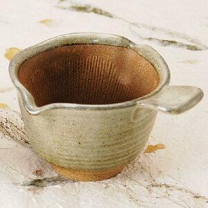 M0808かいらぎ 納豆鉢 納豆皿 なっとう 小鉢 うつわ 陶器 万古焼 日本製【マルヨシ陶器】