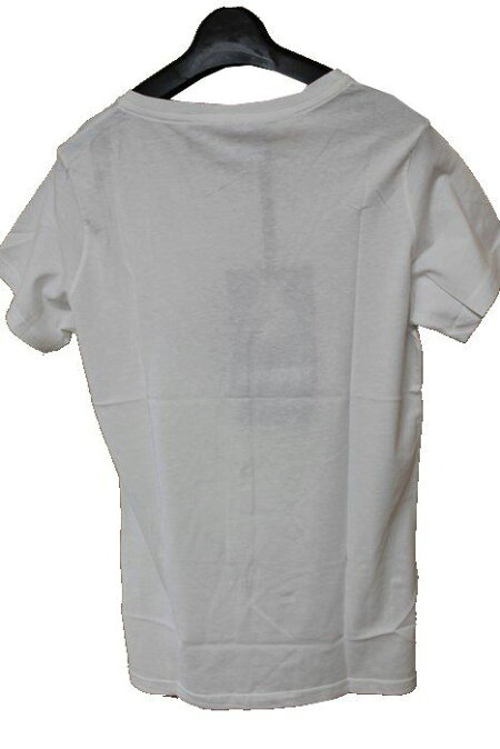 SUNDAY21レディースTシャツホワイトイタリア製新品