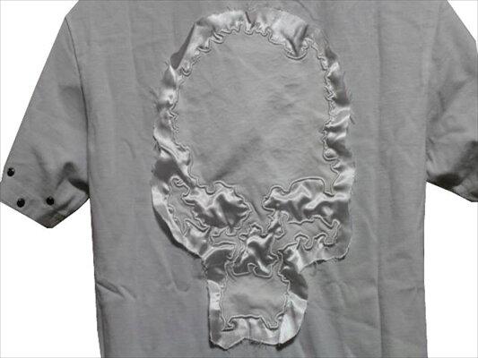 ラインLineメンズ半袖Tシャツホワイト
