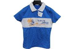 パシフィックコーストPacificCoastレディースポロシャツブルー