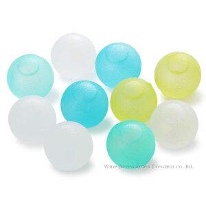 クリスタル アイスボール 10個パック(ブルー、イエロー、ホワイトのアソート) BS550CB ラッピング不可商品