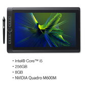 Wacom MobileStudio Pro 16 i5 256GB (DTH-W1620M/K0) ワコム 液晶 ペンタブレット 送料無料
