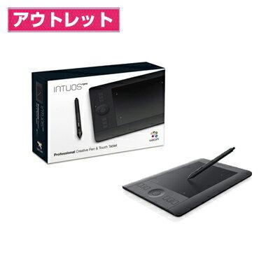 【アウトレット】 Intuos Pro small (PTH-451/K1) ワコム ペンタブレット 送料無料