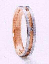 ★NINA RICCI【ニナリッチ】(24)6RM905-2マリッジリング・結婚指輪・ペアリング用(1本)