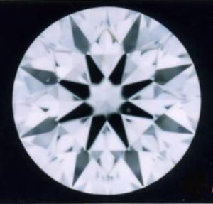 直輸入価格! !ダイヤモンドルース 0.60ct.F-VS2-3EX(H&C) 中央宝石研究所(CGL)鑑定書付