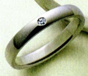 ★【卸直営店(お得な特別割引価格)はお問い合わせ下さい★Feerie Porte (フェーリーポルテ)FP-904(Pt585)ユーロプラチナマリッジリング、結婚指輪、ペアリング用(1本)