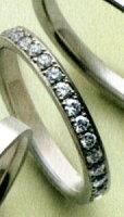 ★お得な卸価格はお問い合わせ下さい★FeeriePorte(フェーリーポルテ)(7)FP-907(Pt585)ユーロプラチナマリッジリング、結婚指輪、ペアリング