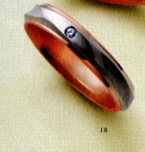 ★【卸直営店(お得な特別割引価格)はお問い合わせ下さい★Feerie Porte (フェーリーポルテ)FP-912(Au585PG/WG)マリッジリング、結婚指輪、ペアリング用(1本)