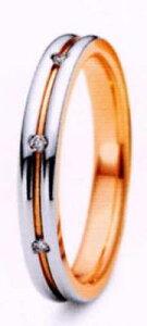 ★NINA RICCI【ニナリッチ】(28)6R1J05-3マリッジリング・結婚指輪・ペアリング用(1本)