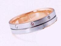 ★NINARICCI【ニナリッチ】(29)6RMP01マリッジリング・結婚指輪・ペアリング用(1本)
