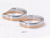 ★NINARICCI【ニナリッチ】(28)6RL917&(28)6RL917-2本セットマリッジリング・結婚指輪・ペアリング