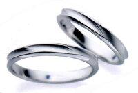 ★【卸直営店価格はお問合せ下さい】★セントピュ−ルSP-746-M&SP-746-Lマリッジリング、結婚指輪、ペアリング