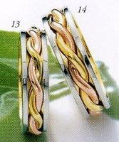 ★Tresoro【トレソロ】(13)04D75&(14)04E75(2本セット)マリッジリング・結婚指輪・ペアリング