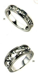★【卸直営店のお得な特別割引価格★Angerosa(アンジェローザ)(19)AR-019(L)&(20)AR-020(L)-2本セット, Pt900 マリッジリング、結婚指輪、ペアリング