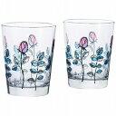 石塚硝子 ISHIZUKA GLASS アデリアグラス ADERIA GLASS Fin Rose タンブラー ペアセット クラシカル S6114 ジオメトリック S6115 365ml