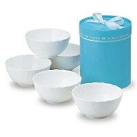 NARUMIナルミシルキーホワイトプチボウルセット9968-21625P小鉢