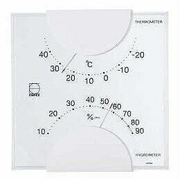 インテリア・寝具・収納, 温度計・湿度計 EMPEX LV-4901