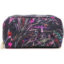 LeSportsac レスポートサック ポーチ RECTANGULAR COSMETIC WINDSWEPT FLORAL SHADOW