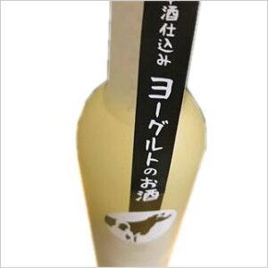 銀盤日本酒仕込ヨーグルトのお酒