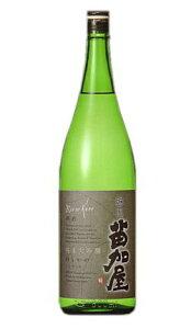 苗加屋 純米大吟醸 琳黒(りんのくろ) 1800ml 【RCP】(日本酒 地酒 酒 富山 ギフト)