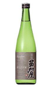 苗加屋 純米大吟醸 琳黒(りんのくろ) 720ml 【RCP】(日本酒 地酒 酒 富山 ギフト)