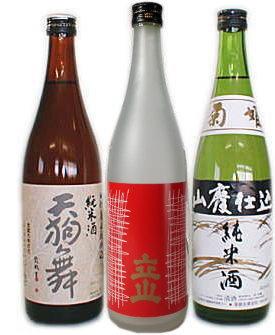 ★こだわりの 北陸地酒セット (No.7)≪天狗...の商品画像