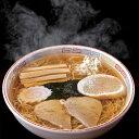 麺は手揉みをして、こだわりの自家製麺。【送料込み】秋田県ご当地ラーメン 名代三角そばや 三...