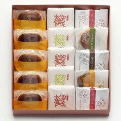 「ザ・広島ブランド味わいの一品」認定品の鶴亀もなかはじめ好評の焼菓子の詰合せです。【ギフ...