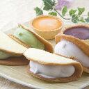 【送料無料】京都 「ル・パティシエ・オクムラ」 アイスデザート16個セット【代引き不可】《通販…