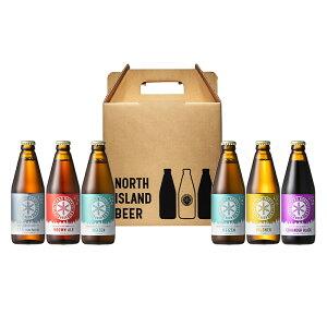 【送料無料】北海道 クラフトビール ノースアイランドビール 5種飲みくらべセット (6本入り) / 地ビール お取り寄せ 通販 お土産 お祝い プレゼント ギフト お歳暮 御歳暮 おすすめ /
