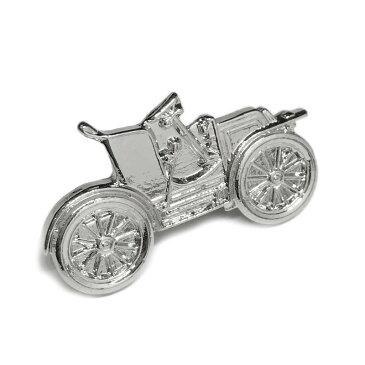 タックピン ブローチ ピンブローチ 車 メンズ レディース クラシックカー ユニーク おもしろ シルバー ギフト プチギフト プレゼント おしゃれ ブランド