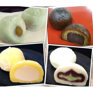 [شحن مجاني] مفيدة 4 أنواع من الحلويات اليابانية 15 قطعة × 4 لكل 60 قطعة مجموعة كاملة]
