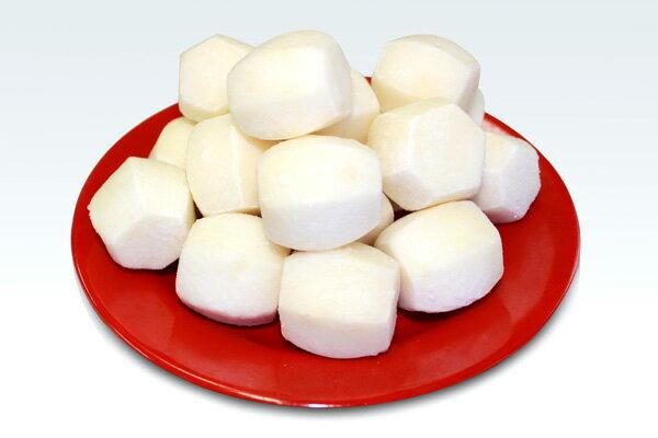 冷凍里芋 六角Mサイズ 1k×10袋