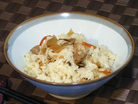 大堀鶏五目ごはんの素【1升用】500g(混ぜ込み用)