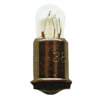 ◎アサヒ 航空機用電球 18V 0.06A F6口金 T5 F6 18V-0.06A