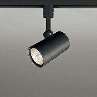 ODELIC 配線ダクトレール用 LEDスポットライト LED一体型 白熱灯100W相当 電球色 壁面取付可能型 ワイド配光36° 専用調光器対応 100V OS256464