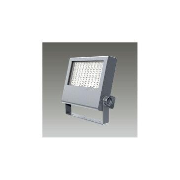 ◎東芝 屋外用LED小形角形投光器 電球色 広角タイプ 200Wメタルハライドランプ器具相当 電源ユニット一体形 メタリックシルバー LEDS-10902LW-LS9