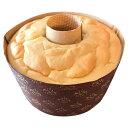 豆乳米粉シフォンケーキ (プレーン) (直径約13cm)グルテンフリー アレルギー対応 ヴィーガン ケーキ (冷凍便)Gluten free chiffon cake その1