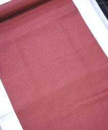 八掛 正絹 絹 シルク 無地 赤紫 長さ:4m以上 巾:37.8cm おくみ下 八掛地 生地 和小物素材 裏地 在庫処分品 難あり キズあり