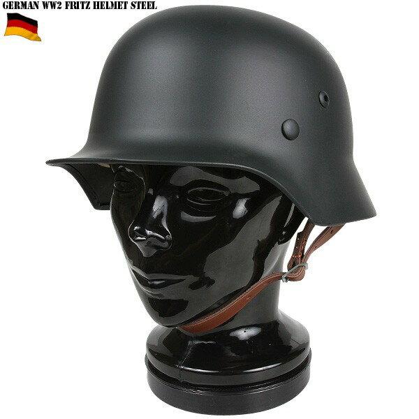 【ドイツ軍】 新品 ドイツ国防軍 WWII M-35スチールヘルメット 【ミリタリー雑貨】【ヘルメット】《WIP》 ミリタリー 男性 ギフト プレゼント