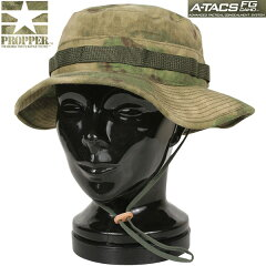≪WIP≫【PROPPER プロッパー】米軍最新 A-TACS FG BOONIE HAT FG【ミリタリーハット】【ジャン...