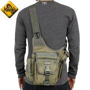クーポン ミリタリー マグフォース Shoulderpack デザイン ショルダーバック プレゼント